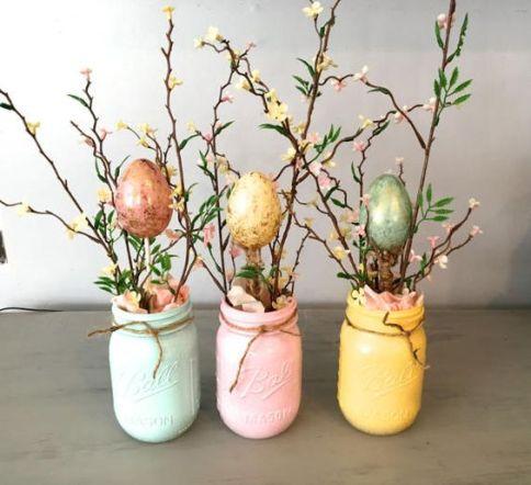 5 Idéias lindas para decoração de Páscoa